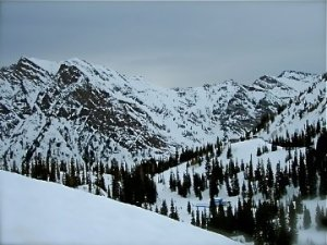 Snowbird Resort, Little Cottonwood Canyon, Utah